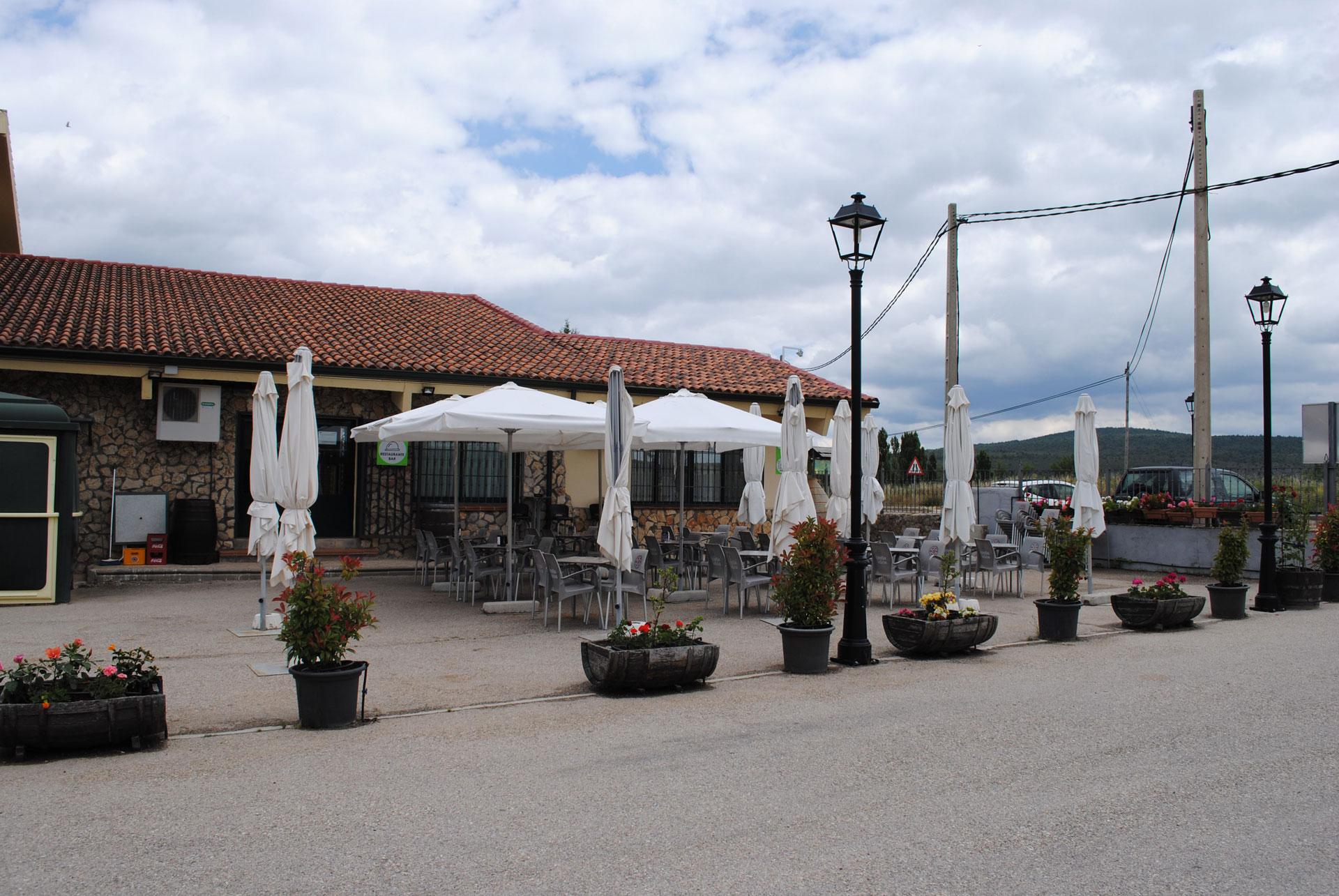 Restaurante Area del Tamajón