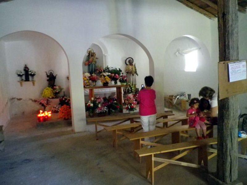 Domingo de Pentecostés: Romería de la Virgen de la Fuente @ Jócar