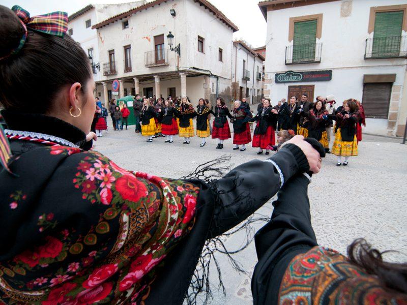 Fiestas de las Águedas en Membrillera @ Membrillera